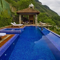 Casa Palolpo pool