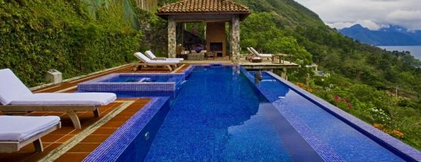 Casa Palolpo pool
