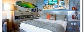 La Casa del Camino Billabong Surf Suite, Men's