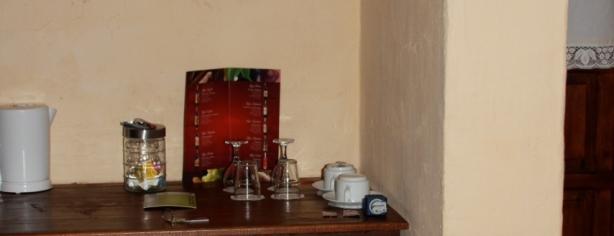 Yonca Lodge mini bar