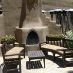La Posada patio