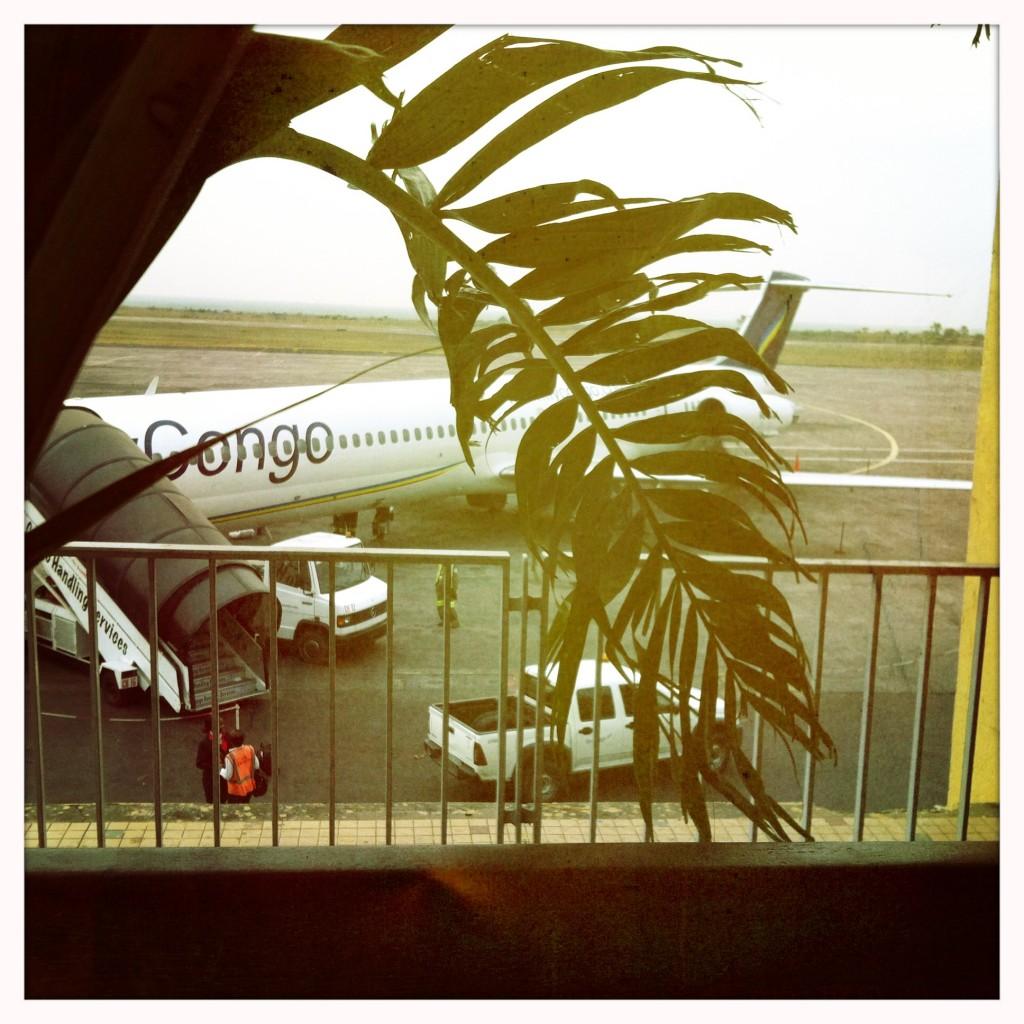 DR Congo / Kinshasa airport