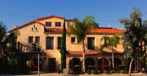 La Casa del Camino, landmark hotel