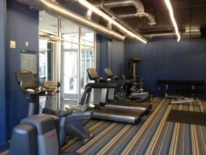 Aloft/ re:charge Gym