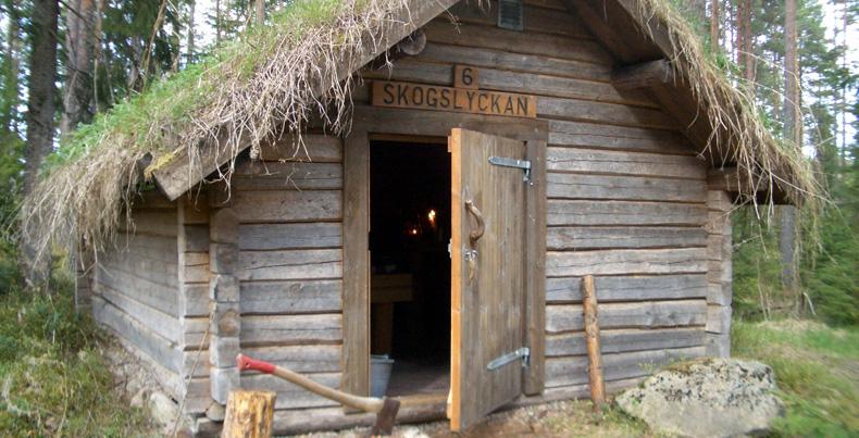 Kolarbyn cabin