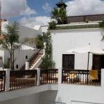 Marrkech, Riad Clementine pool