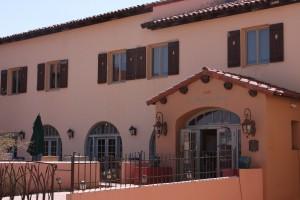 La Posada Hotel, Museum and Gardens, Winslow, AZ