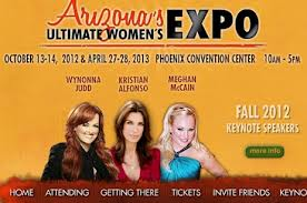 Ultimate Women's Expo, speakers