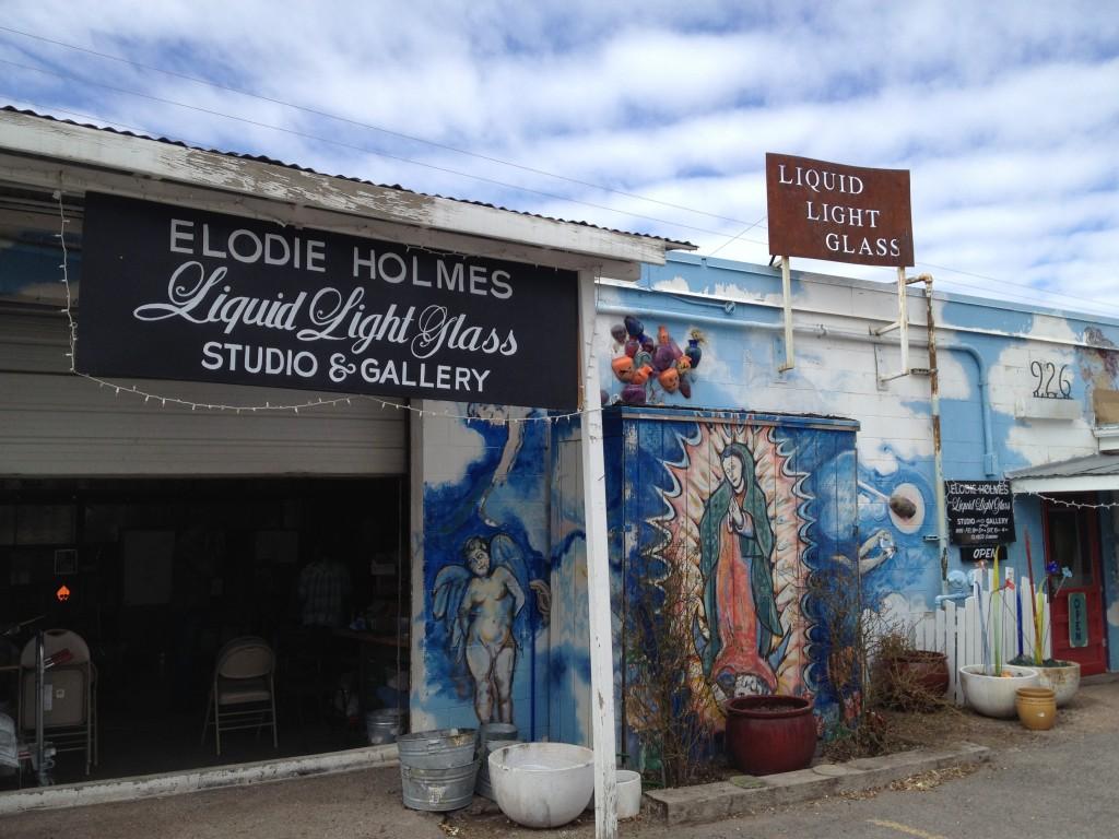 Elodie Homes Liquid Light Glass Experience Class, Santa Fe